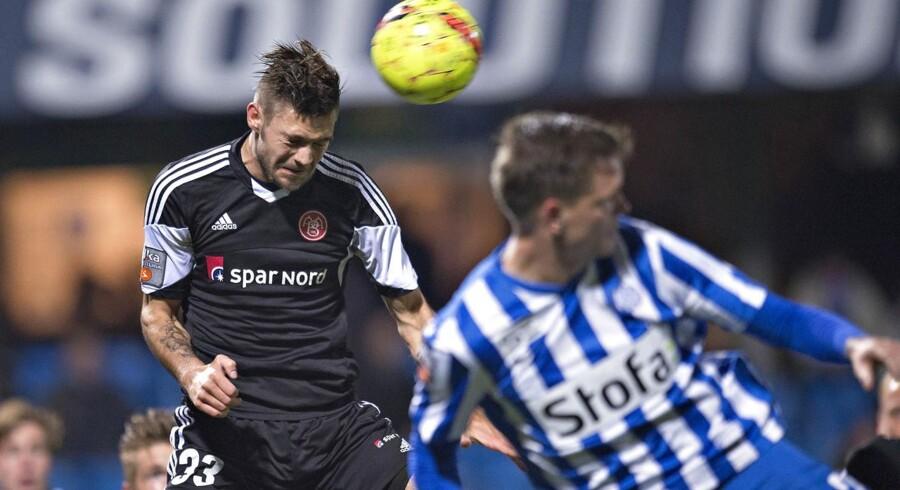 Aalborg Boldspilklub opjusterer forventningerne.