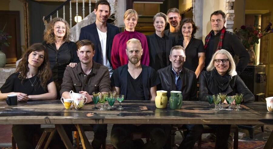 """Den danske TV-serie """"Arvingerne"""" får en begejstret odtagelse i de britiske aviser. Foto: DR"""