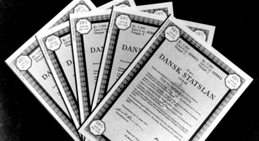 danske statsobligationer