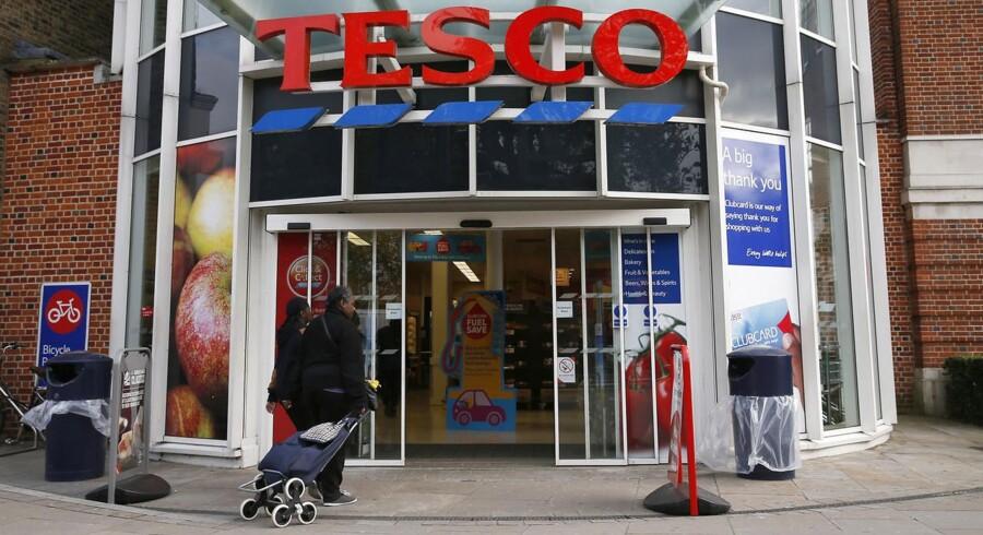 SFO, Serious Fraud Office, som er den britiske pendant til Bagmandspolitiet, er nu blevet sat på sagen om Tescos regnskabsbommert, der sminkede selskabets profit med 263 mia. pund, svarende til 2,5 mia. kr.