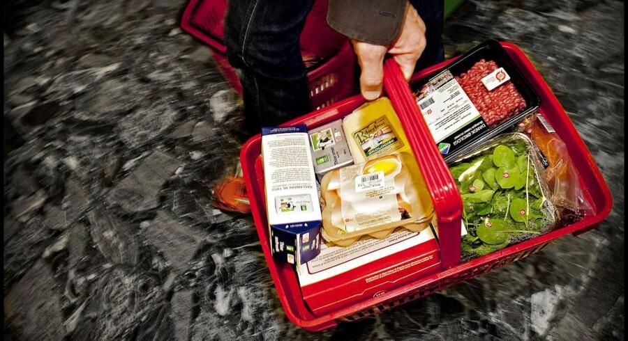 Fire supermarkeder ligger i top ti over de brands, som forbrugerne mener er mest bæredygtige. Helt i top ligger SuperBrugsen.