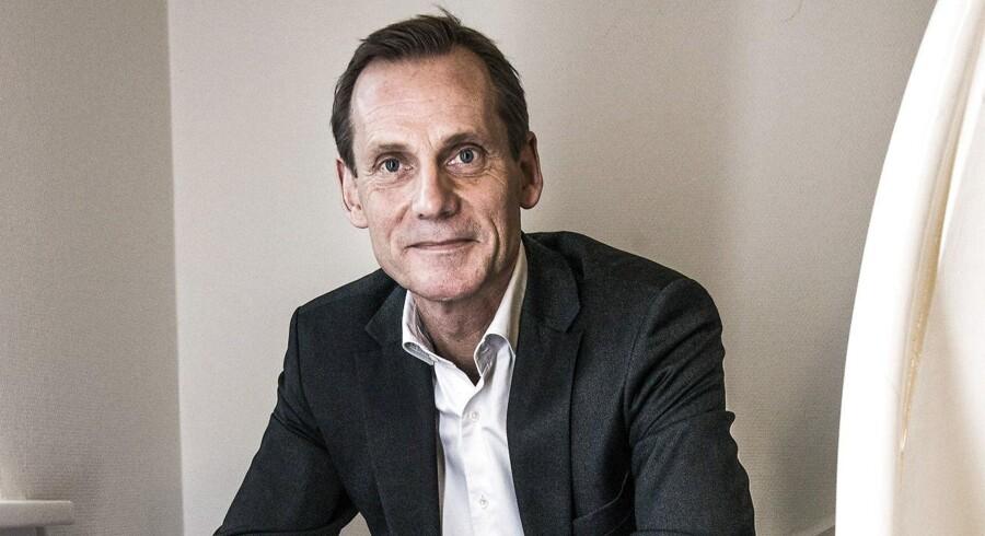 Bo Rygaard, der er bestyrelsesformand i Parken Sport & Entertainment, siger, at selskabets investering i Fitness.dk har været en dyr fornøjelse.