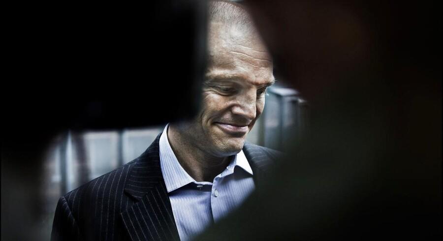 Stein Bagger har siden 2008 kastet lange skygger over konkurrencen Entrepreneur Of The Year. (arkivfoto)