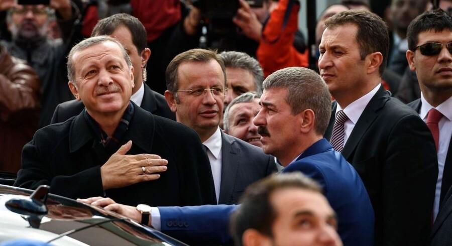 Valget i Tyrkiet kan ikke kaldes fair, siger observatører.