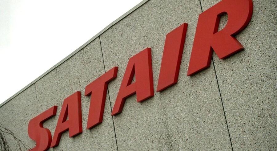 I går var det Airbus, der bød højest på Satair med et bud på 2,6 milliarder kr. blandt mere end ti bejlere.