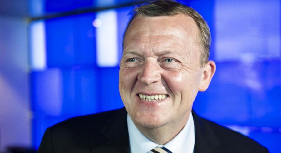 Venstre-formand Lars Løkke Rasmussen har sammen med sine tre formandsfæller i blå blok udpeget seks væsentlige punkter for fremtidens sundhedsvæsen.