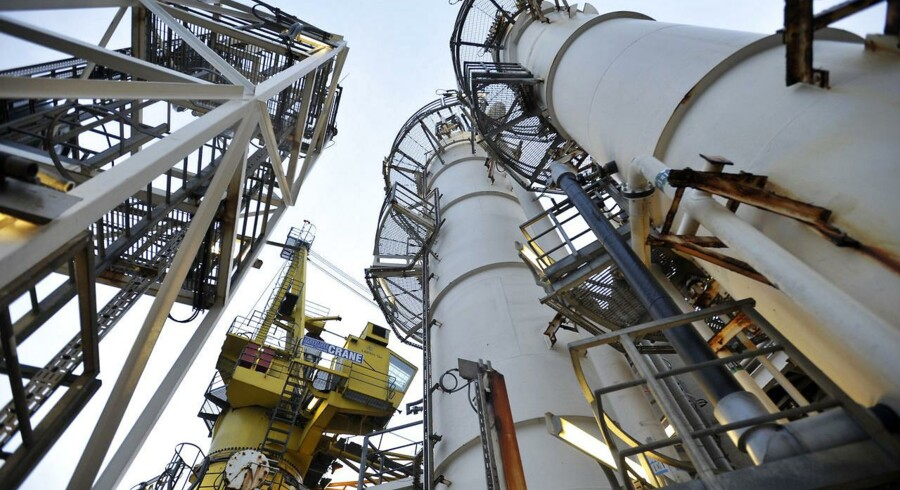 Overskuddet hos Exxon Mobil lå på 576 mia. kr. i første kvartal