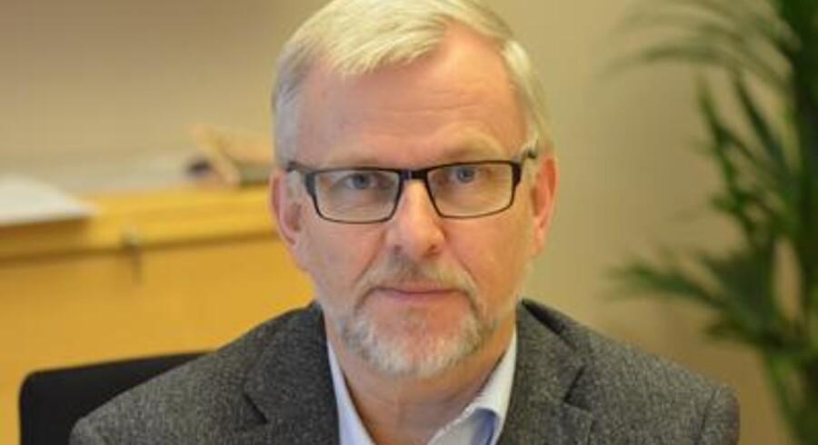 Fanø Sparekasses direktør, Freddy Christensen