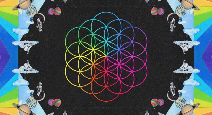 Coldplay:  »A Head Full Of Dreams«, Warner Music