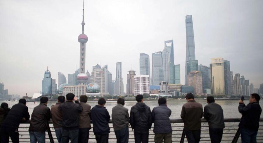Den nylige åbning af Kinas aktiemarked kan være lige præcis, hvad landet har brug for til at tæmme de kraftige udsving, som på det seneste har præget markedet i Shanghai og Shenzhen.