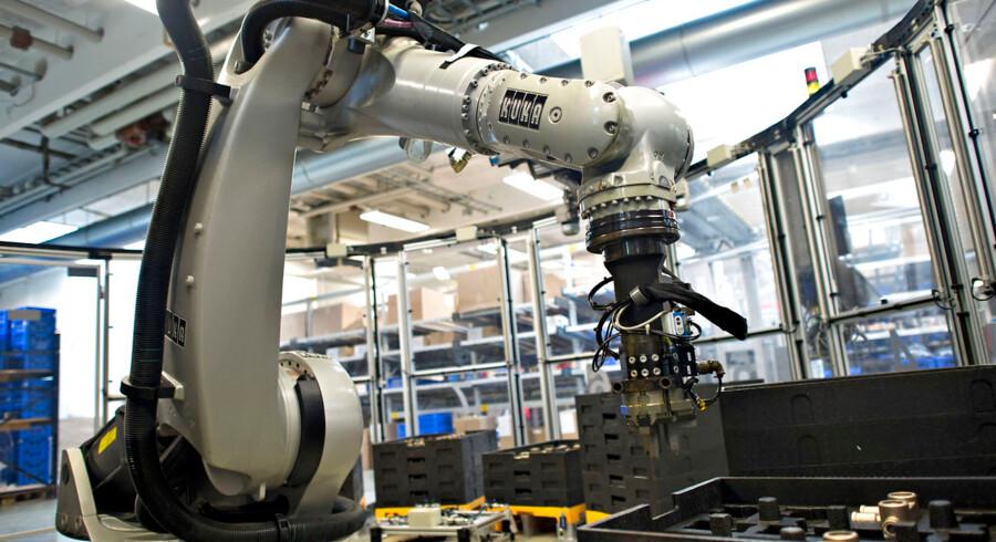 Industri robot Vola Horsens