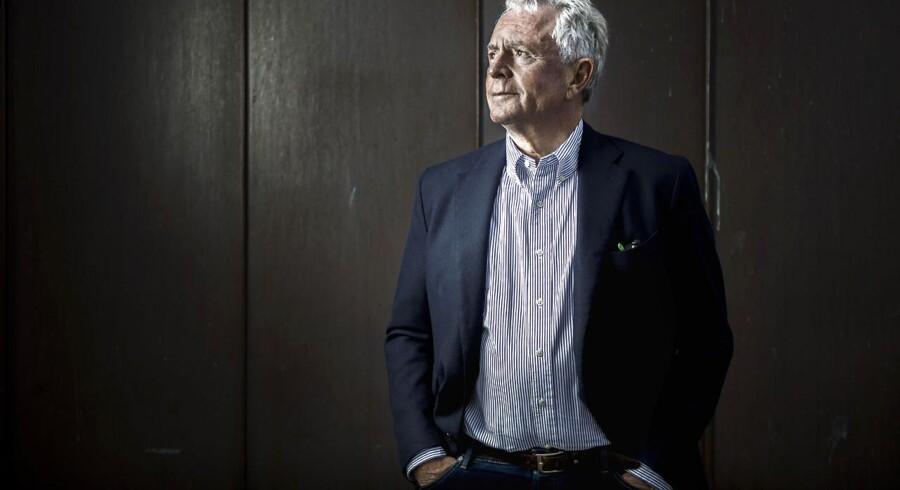 Kurt Larsen, formand, DSV.