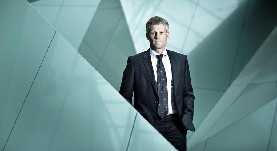 Adm. direktør Jesper Koefoed, KPMG.