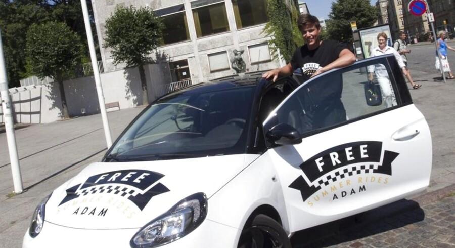 Ny taxatjeneste i Aarhus trækker sig ufrivilligt ud af byen