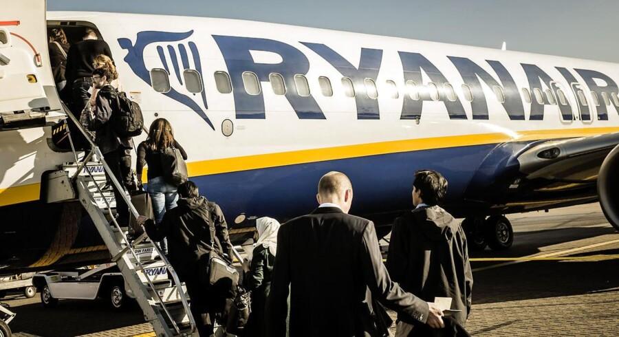 Ryanair.