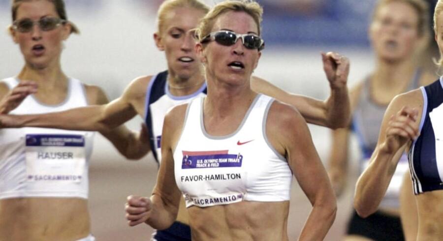 OL-løber Suzy Favor Hamilton fortæller i en ny bog om sit møde med escortbrandchen efter en succefuld løbekarriere