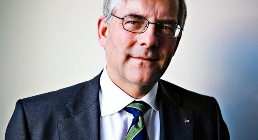 Direktør i ISS Jørgen Lindegaard