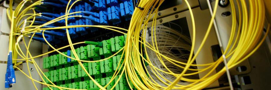 Fartgrænsen sættes konstant op på nettet. 100 megabit i sekundet - eller mellem 50 og 100 gange hurtigere end en gennemsnitlig dansk netforbindelse - er endnu ikke på tale, men halvdelen kan nu købes i Midt- og Vestjylland. Foto: Colourbox