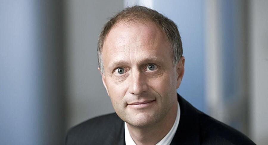 ARKIVFOTO. Jens Bager, direktør, ALK-Abelló.