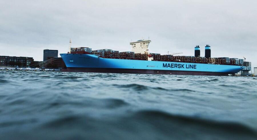 Maersk Line køber nye megaskibe for mere end 12 milliarder kroner.