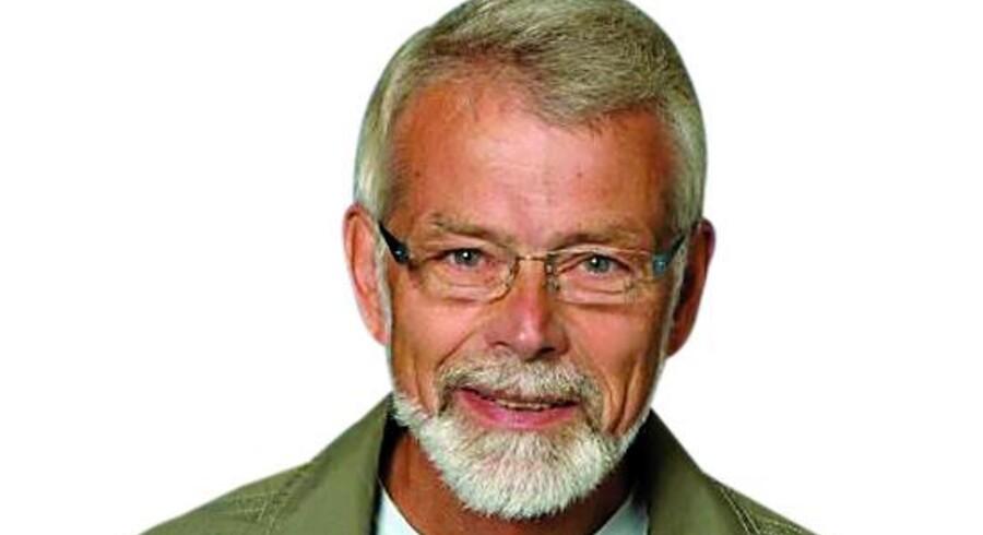 Carsten Hogstad Tidl. lærer, skoleleder og forvaltningschef