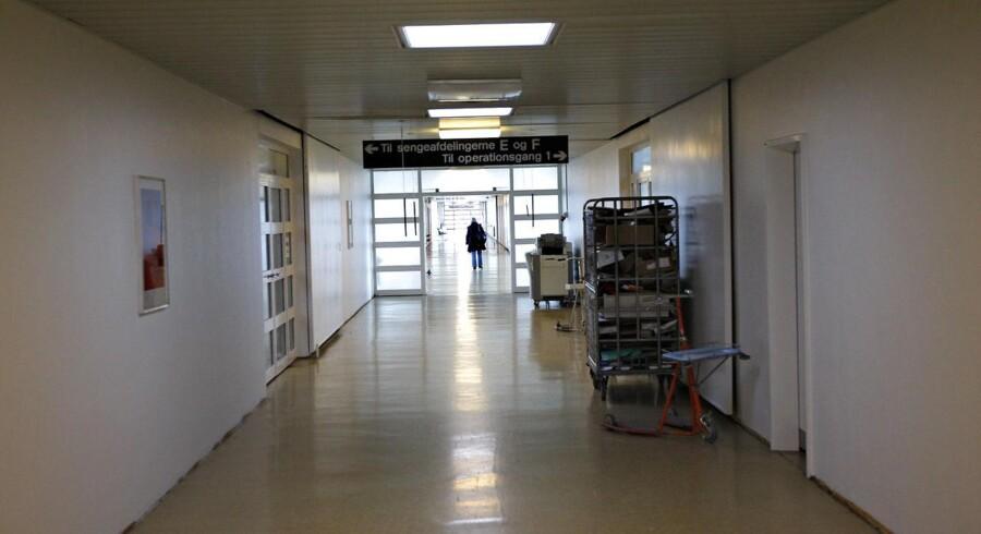 Region Syddanmark skal spare 200 millioner kroner på sundhedsområdet i 2016.