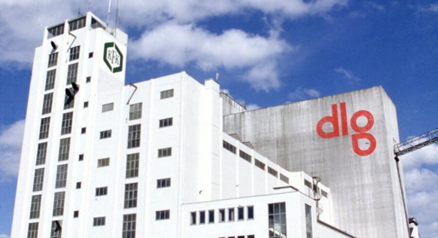 Grovvare-koncernen DLG vil nu sende TV.