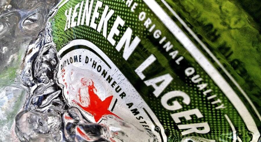 Den løftede omsætning kommer blandt andet fra Asien- og Stillehavs-regionen samt Vesteuropa, hvor Heineken i perioden har haft salgsfremgang.