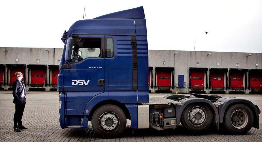 DSVs lastbildivision har fundet vejen til vækst igen.