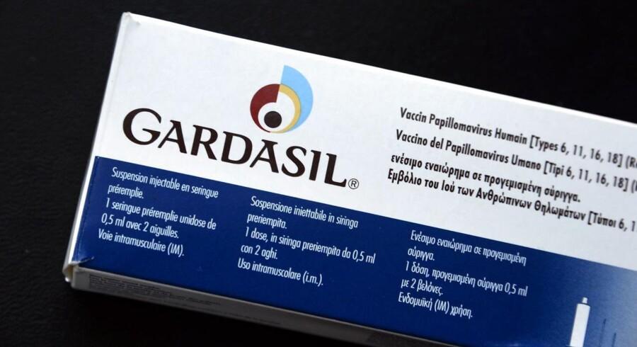 Producenten af Gardasil gav Kræftens Bekæmpelse en stor donation inden kampagne.
