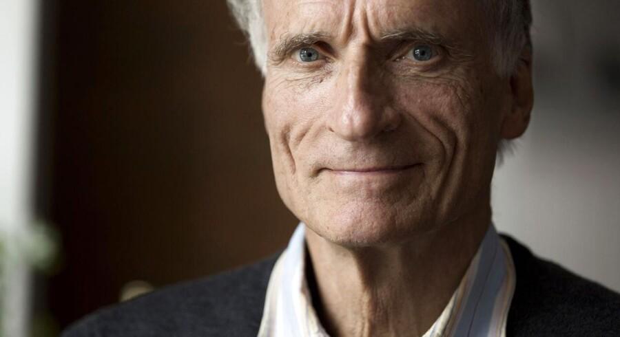 Kirke- og Kulturminister Bertel Haarder