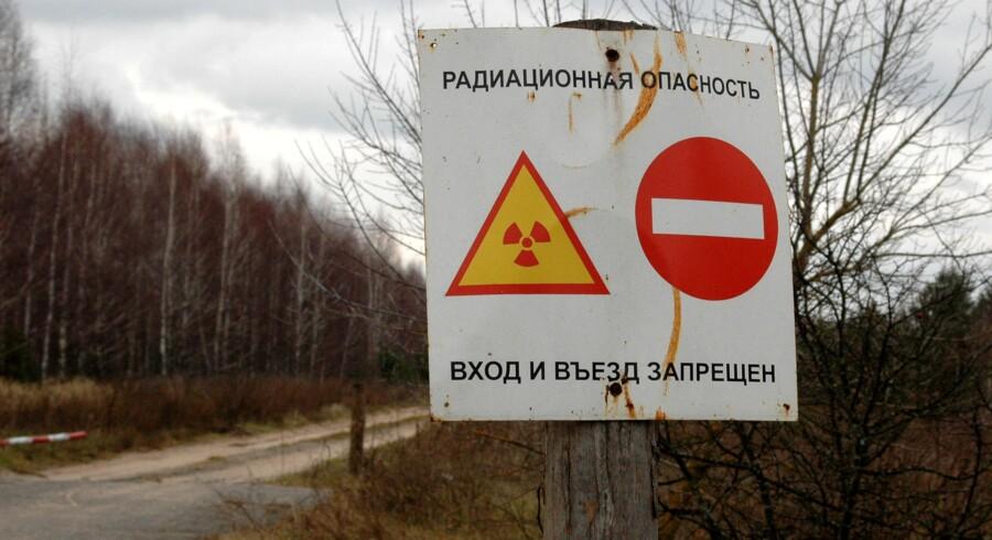 »Strålingsfare - adgang forbudt,« advarer skilte i vejkanten. Vi er netop trådt ind i Hvideruslands Tjernobyl-zone, som har været afspærret i 25 år. Næsten 500 landsbyer blev evakueret, da reaktor 4 på atomkraftværket i nabolandet Ukraine sprang i luften i april 1986. Mange beboere måtte efterlade alt, hvad de ejede.