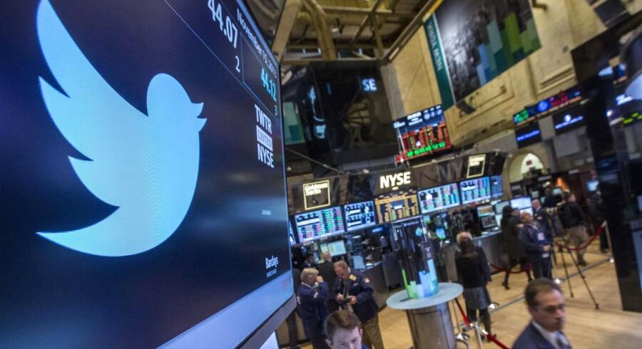 I dag fremlægger Twitter halvårsrapport for 2015.