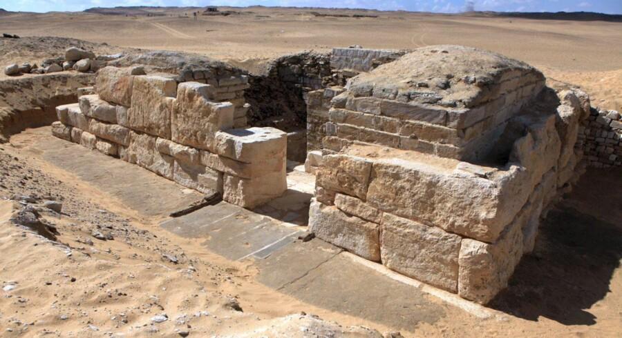Endnu en gammel grav er dukket op i Egypten.