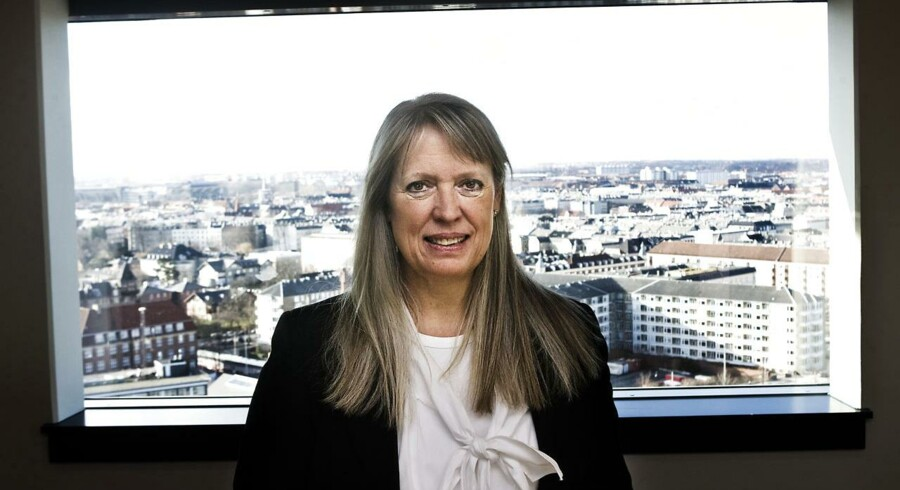 Pernille Bigaard fra Plesner