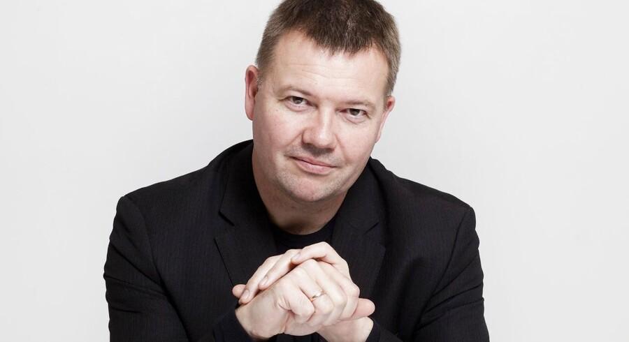 Chefredaktør Tom Jensen.