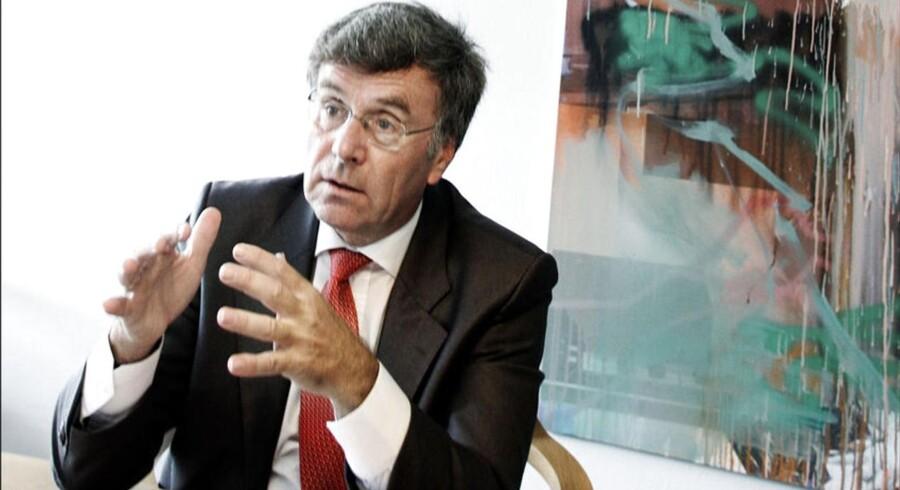 Lundbecks konstituerede formand, Per Wold-Olsen.