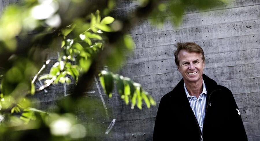Finn Østrup er professor i økonomi på Copenhagen Business School (CBS).