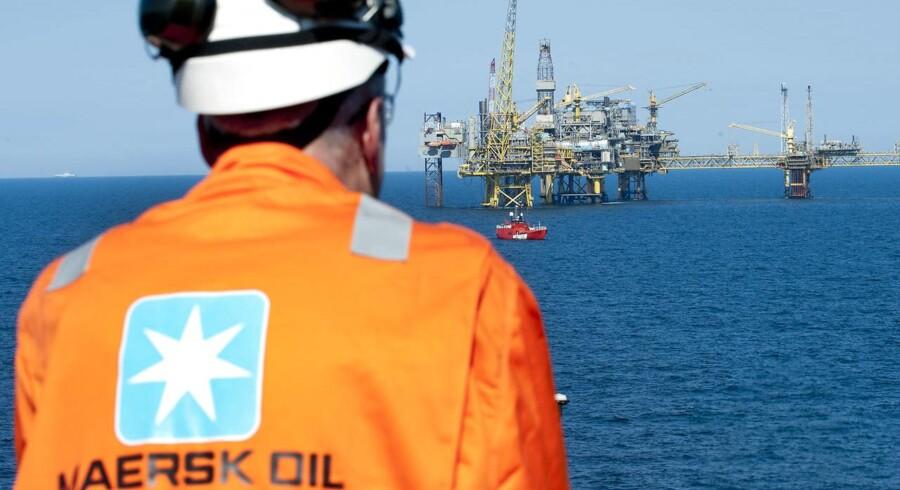 Mærsk Oil har brug for betænkningstid.