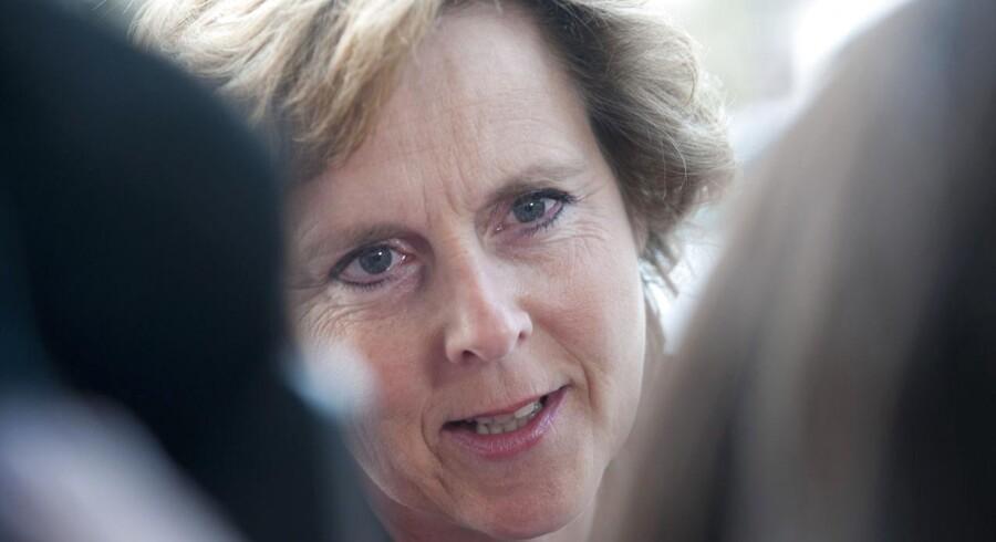 Connie Hedegaard. Arkivfoto.