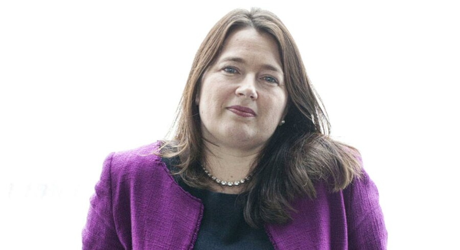 KPMGs britiske næstkommanderende i Danmark, Anna Purchas, er kommet til Danmark for at være med til at opbygge det nye KPMG, efter partnerflugten i 2013.