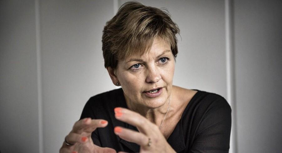 Eva Kjer Hansen (V), Miljø- og fødevareminister.