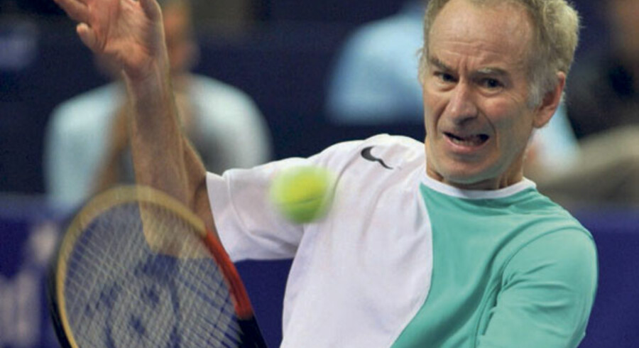 I Sydney er der tennis i verdensklasse i »Champions Down Under«, når ATP Champions Tour med de »gamle stjerner« er i byen.