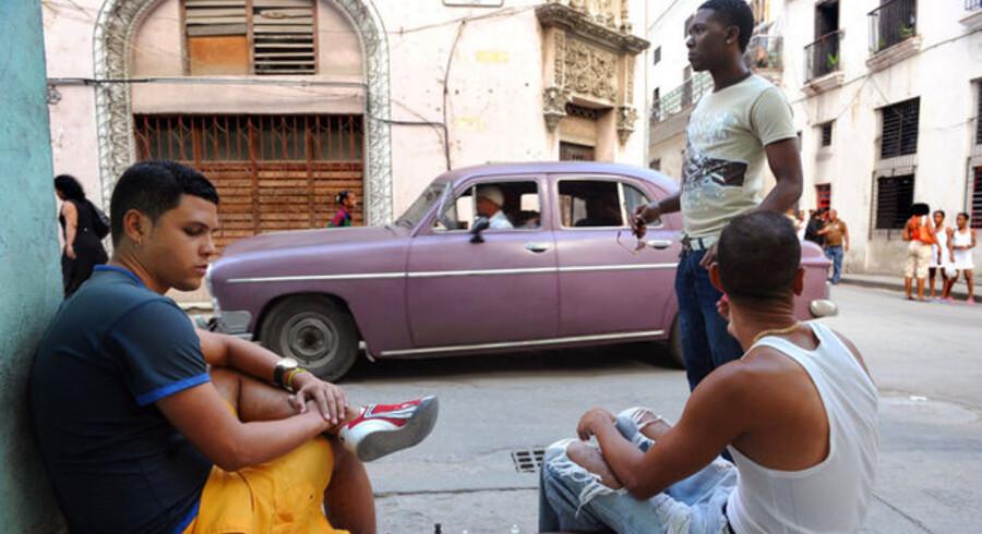 Cubanerne skal bruge Linux på deres computere, mener regeringen, som nu er klar med Linux Nova - en særlig cubansk udgave af det gratis styresystem. Foto: Rodrigo Arangua, AFP/Scanpix