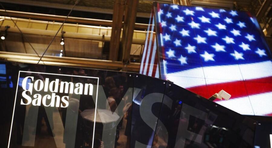 Goldman Sachs.