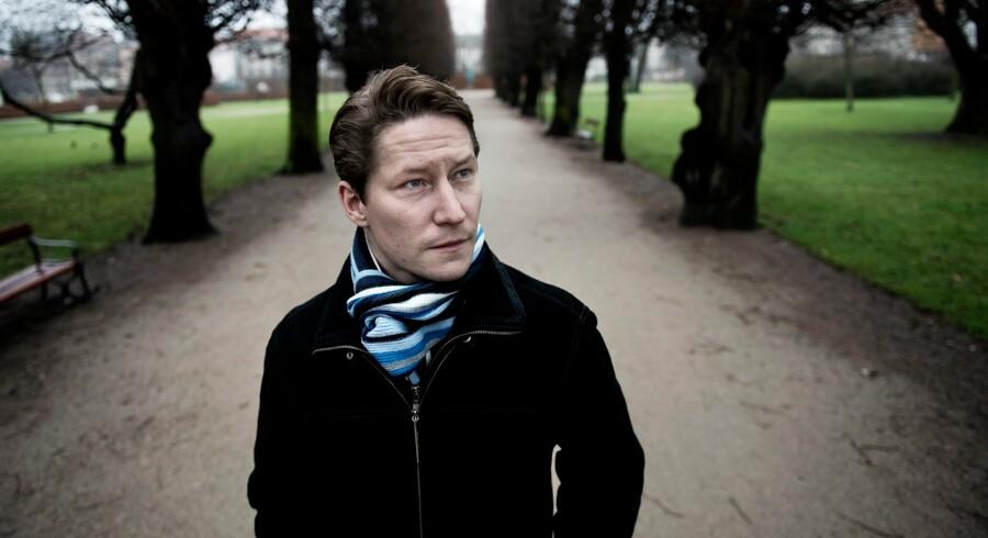29-årige Mads Christensen Voldum har doneret sæd 113 gange. Han ved ikke, hvor mange børn, han er ophav til.