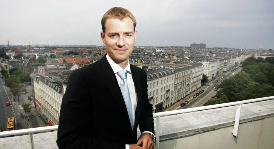 Cheføkonom Sune Worm Mortensen.