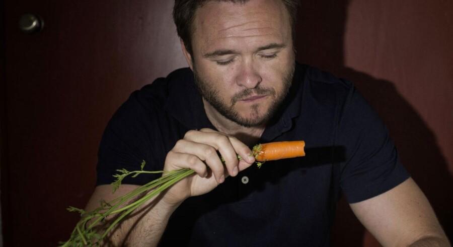 »Det kunne være fedt, hvis det faktum, at vi har verdens bedste kokke og restauranter herhjemme, betyder, at folk nu begynder at lave verdens bedste mad – den danske mad – ude i hverdagskøkkenerne,« siger fødevareminister Dan Jørgensen.