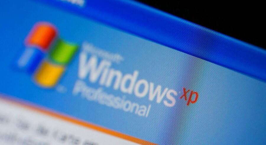 Brugere af Windows XP opfordres til at opgradere deres styresystem