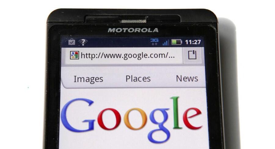 Google fastslår, at det ikke kun var Motorolas patenter, man var interesseret i, da Google købte telefonproducenten for 12,5 milliarder dollar.